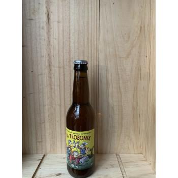 Bière Blonde Trobonix 33cl