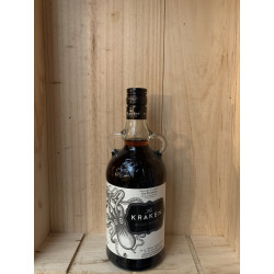 The Kraken Black Spiced 40%