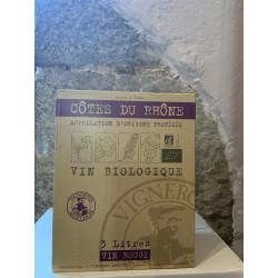 BIB 3L Côtes du Rhône Rouge