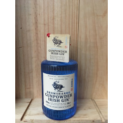 Gin Drumshanbo Gunpowder 43%