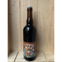 Bière Brune Trobonix 75cl