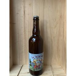 Bière Blanche Trobonix 75cl