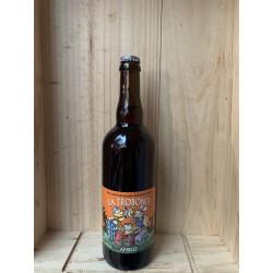 Bière Ambrée Trobonix 75cl