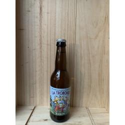 Bière Blanche Trobonix 33cl