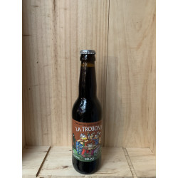 Bière Brune Trobonix 33cl