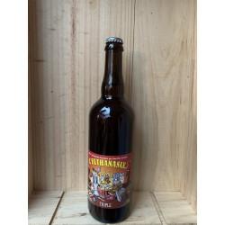 Bière Euthanasix Trobonix 75cl