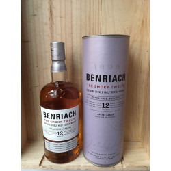 Benriach The Smoky Twelve 12 ans 46%