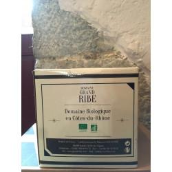 BIB 5L Côtes du Rhône Blanc Domaine Grand Ribe 2020