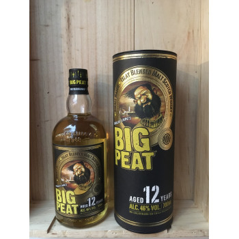 Big Peat 12 ans 46%