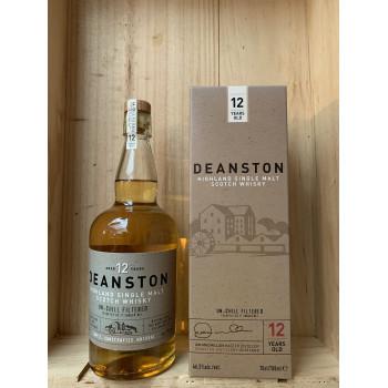 Deanston 12 ans Un-chillfiltered 46,3%