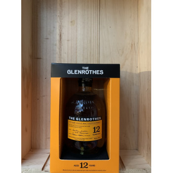 The Glenrothes 12ans 40%